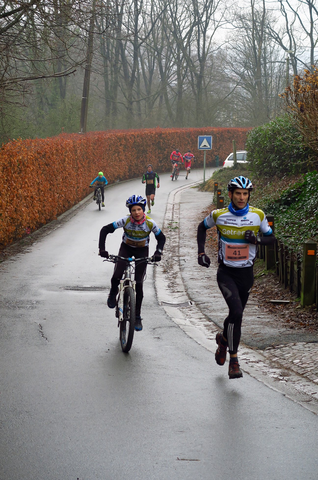 Valentijns Run en Bike Geraardsbergen - RUNBIKE 079