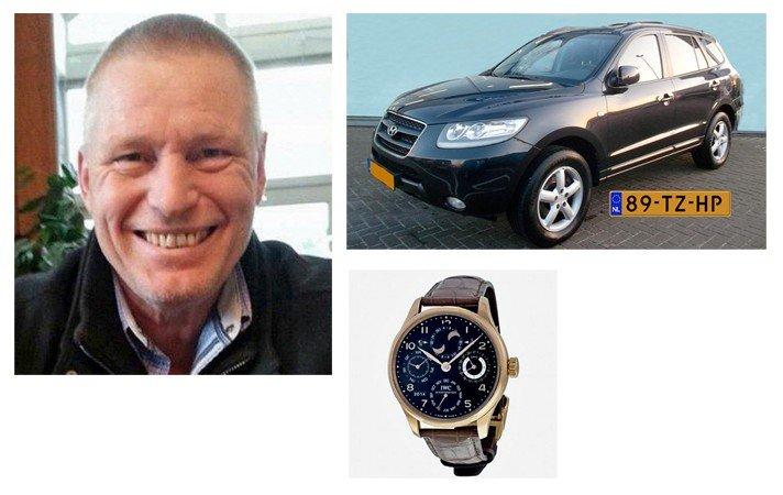 Moord op Erik VAN DEN BOOGAART uit Nederland - van den bogart