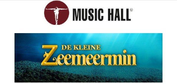 Music Hall pakt uit met De Kleine Zeemeermin - de kleine zeemeermin