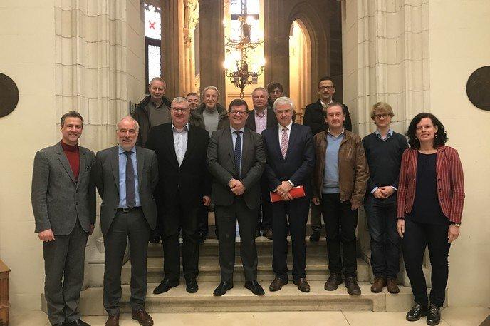 Tommelein start energietour in Vlaanderen - energietoer tommelein vlaanderen