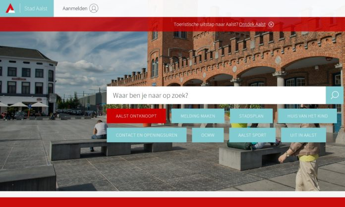 website stad aalst