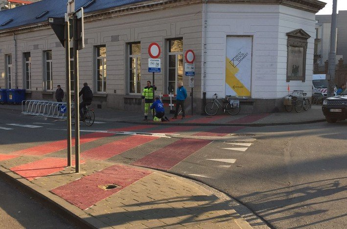 Circulatieplan Gent: ook op dag twee verloopt alles rustig - foto gent