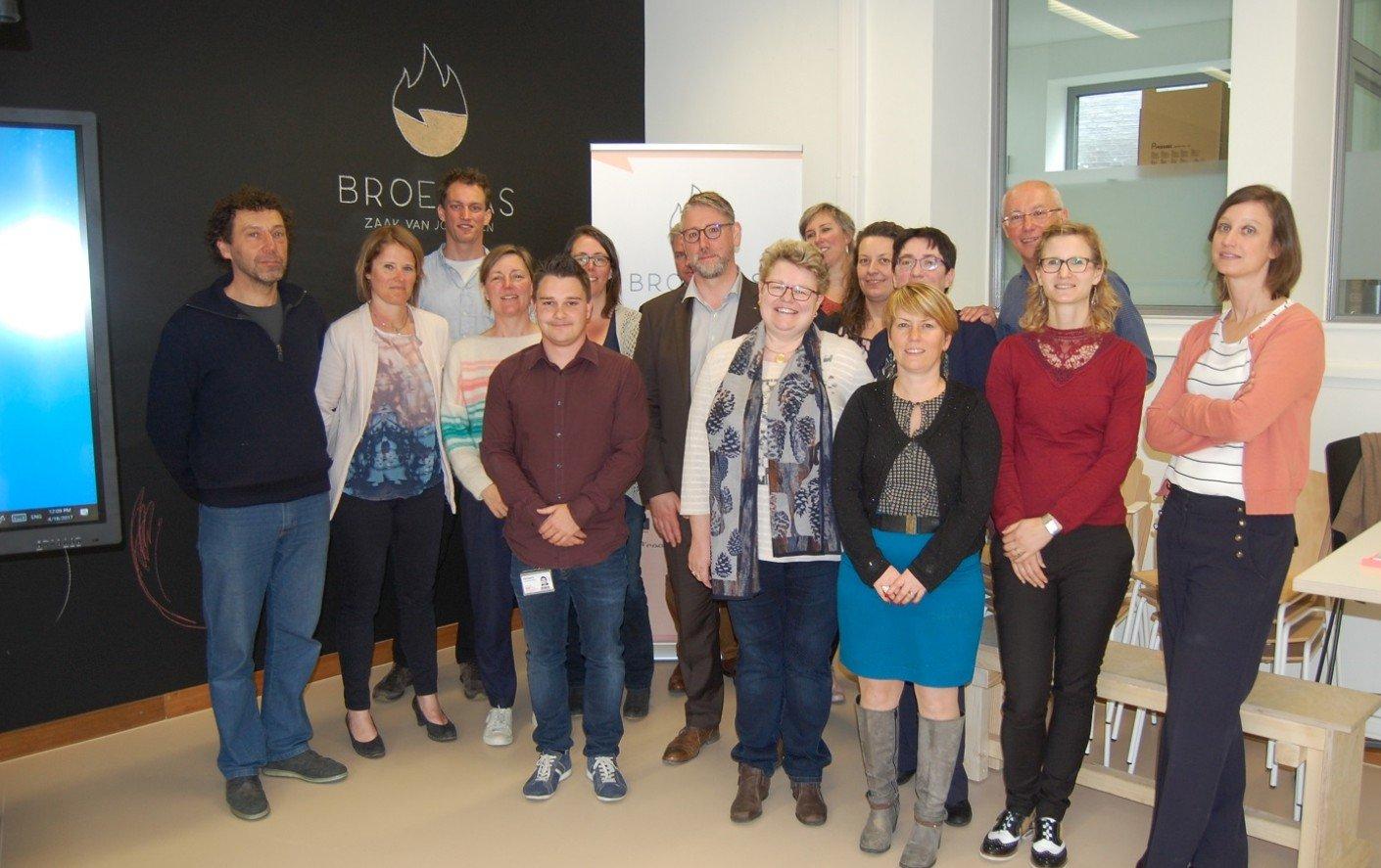 Nieuwe opleidingen verpleegkunde - boekhouden en meertalig secretariaat in Aalst - hogent aalst