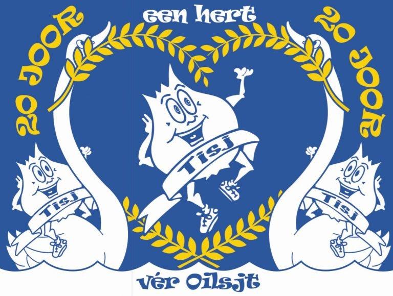 AKV Tisj en Marijn De Valck hebben een hert ver Oilsjt