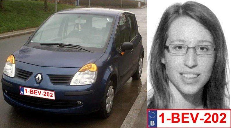 Verdwijning Valerie HANTON in Vloesberg op 18/05 - pol HANTON