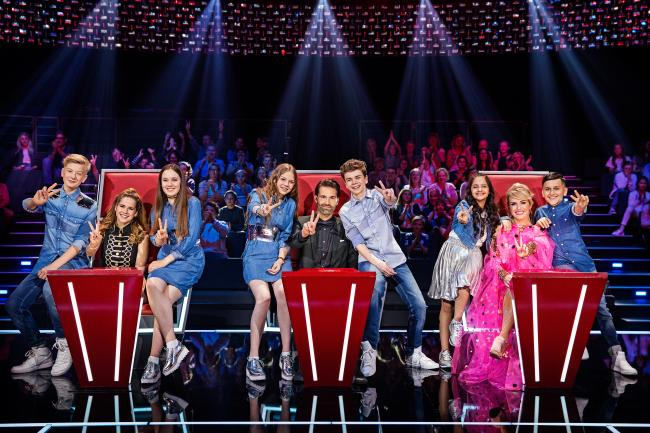 Foto: VTM The Voice Kids