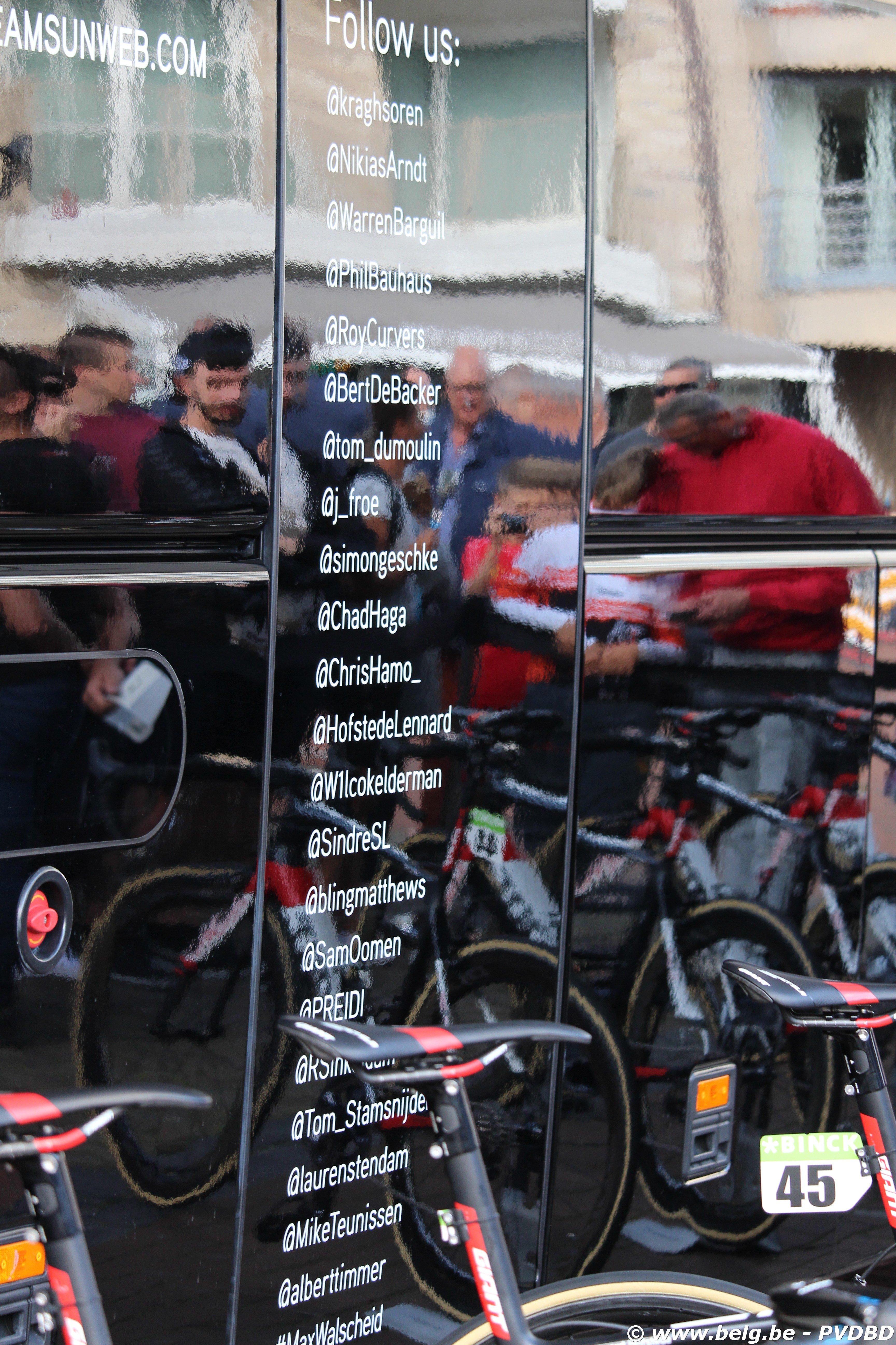Binckbank Tour van start in Blankenberge - IMG 2850