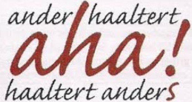 Open brief aan CDenV namens Haaltert Anders - aha