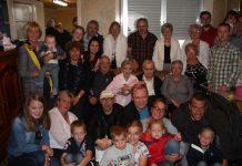 Aalst - Platina bruiloft Wauters - Vercauteren