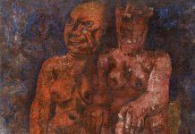 Teruggave schilderijen Frits Van den Berghe 1