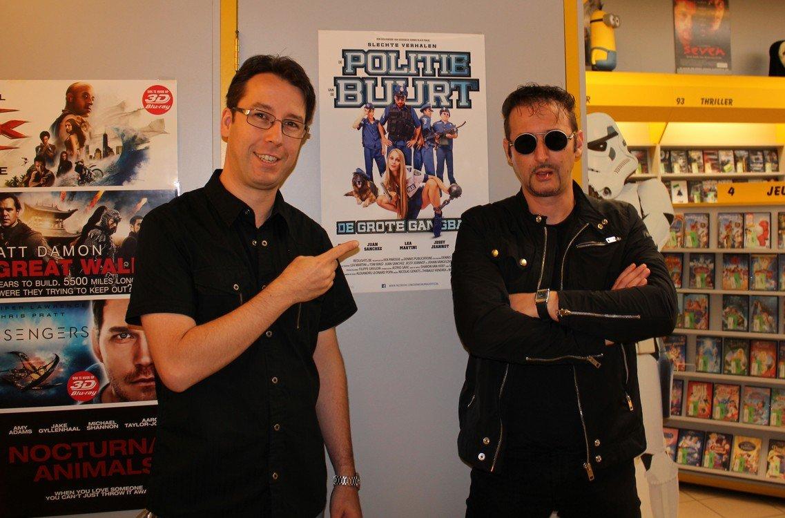 Olivier Van den Borre & Dennis Black Magic