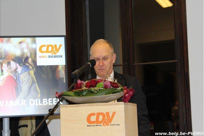 Succesvolle Nieuwjaarsreceptie CDenV Dilbeek - 4
