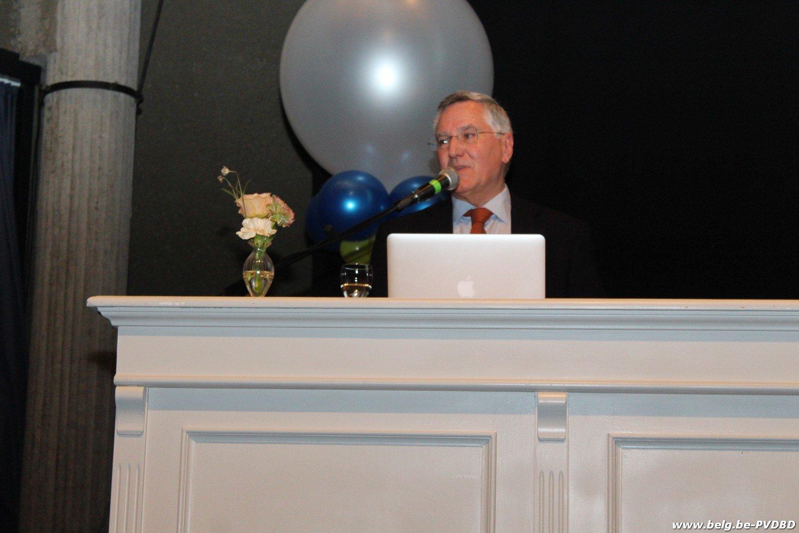 Politiek debat als nieuwjaarsreceptie DUO - IMG 6005