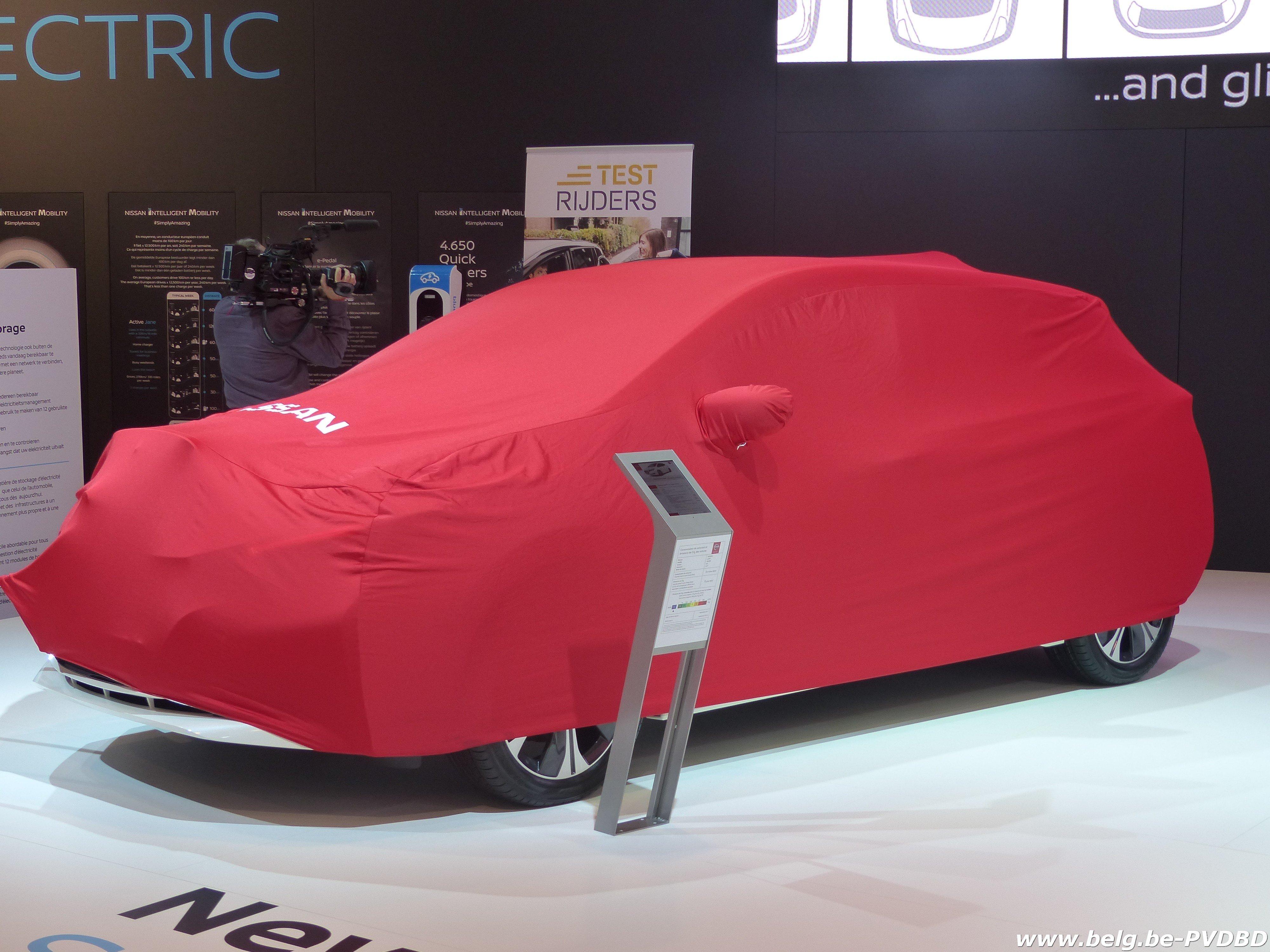 Brussel klaar voor 96e auto- en motorsalon - P1120002