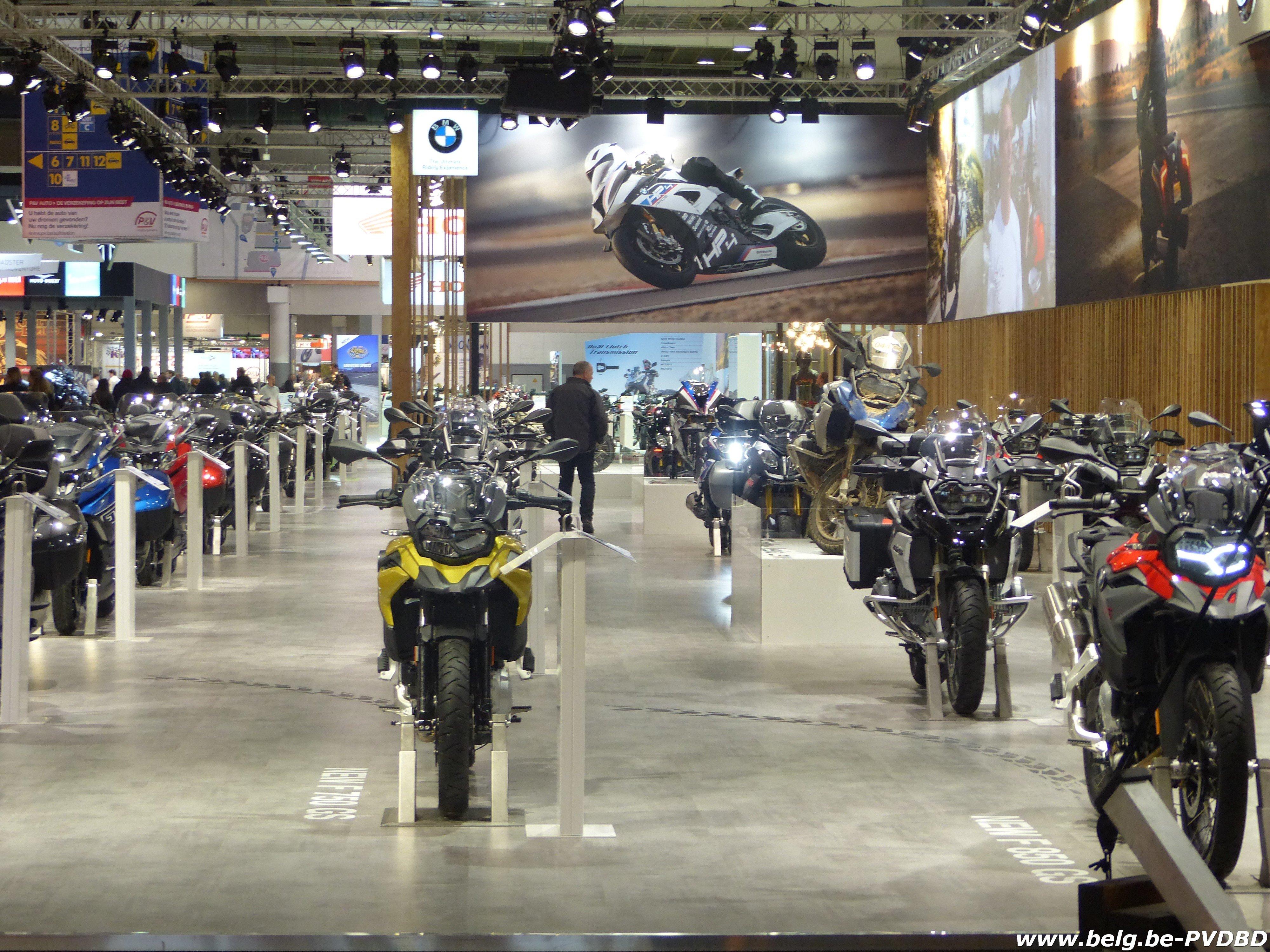 Brussel klaar voor 96e auto- en motorsalon - P1120121