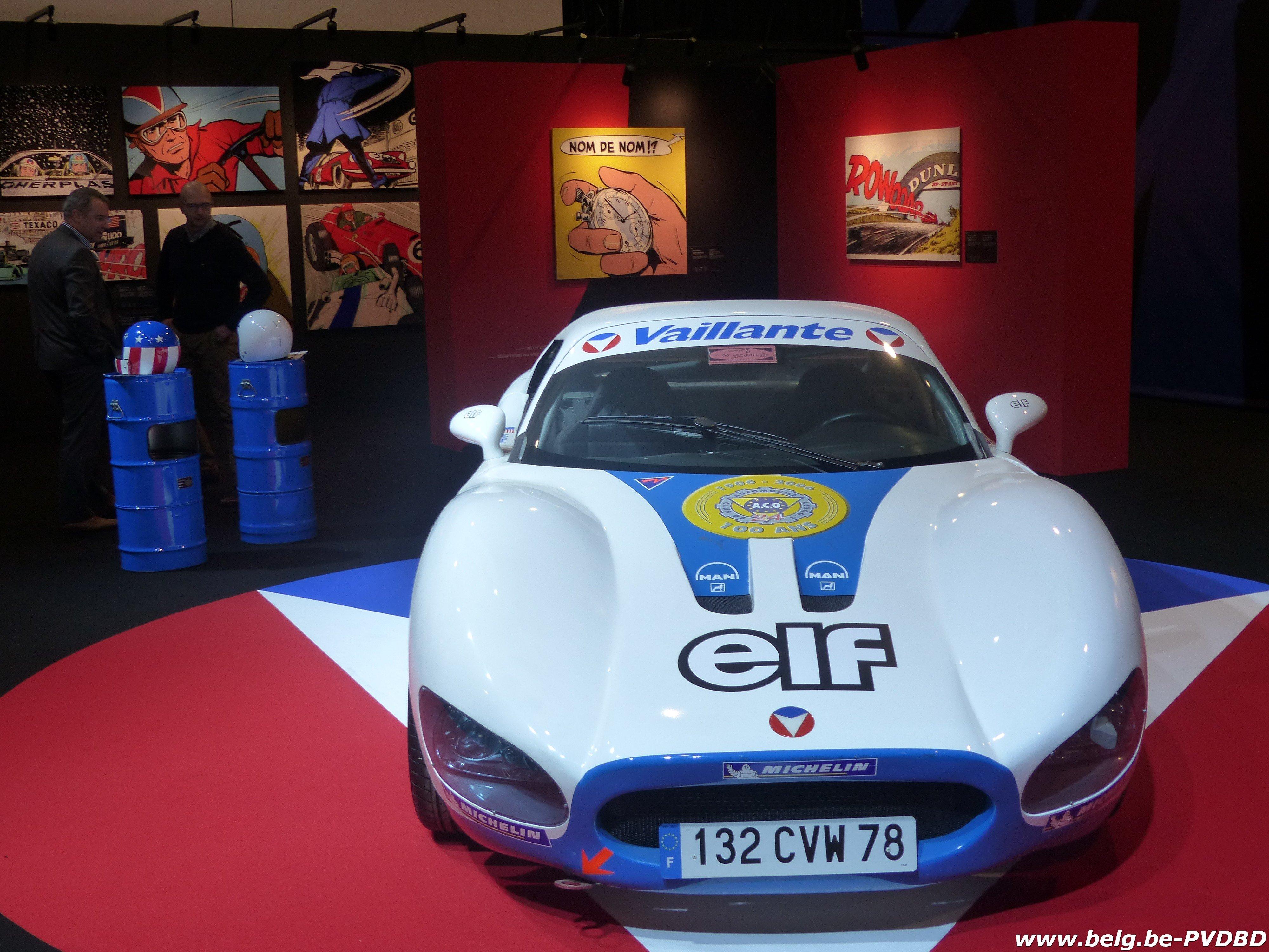 Brussel klaar voor 96e auto- en motorsalon - P1120148