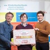 - PrimoStars schenken 28.676 Euro aan kindekankerfonds - PRIMO Kinderkankerfonds