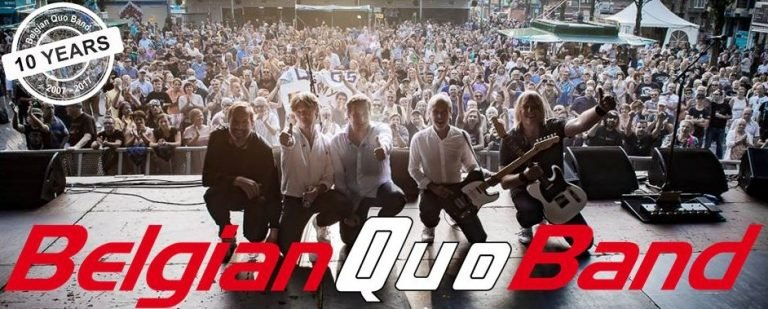 Belgian Quo Band zoekt frontman