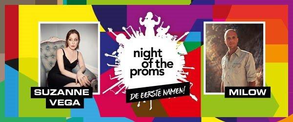 EERSTE ARTIESTEN VOOR NIGHT OF THE PROMS 2018 - Fotos PSE
