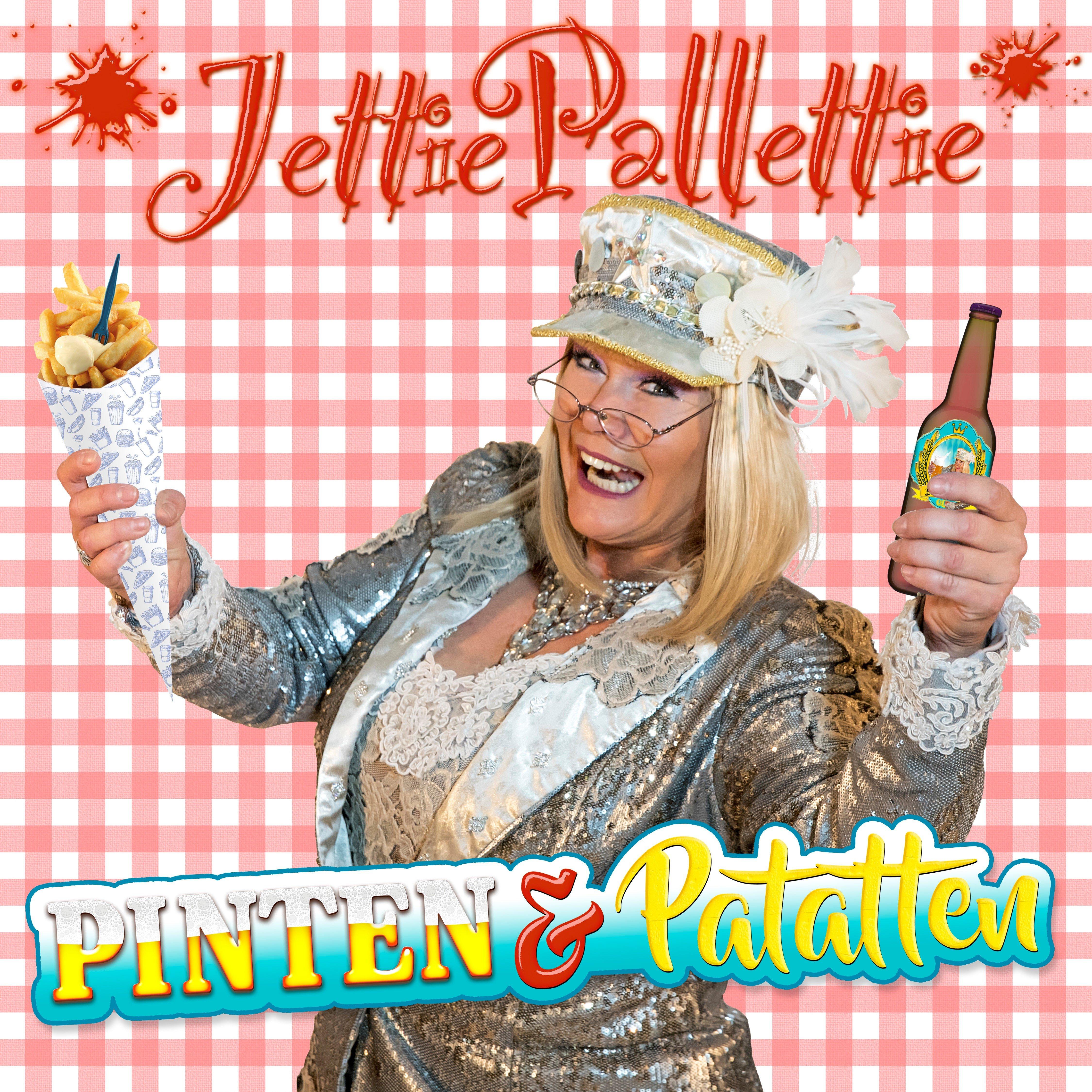 Wie wordt de eerste Vlaamse kampioen 'patatten schillen'? - Jettie Palettie