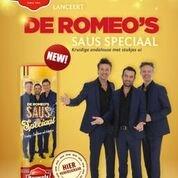 Na de Frikandel XXL lanceren De Romeo's en Pauwels Sauzen nu een nieuwe frituursaus. - Romeo saus 1