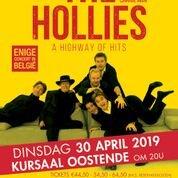 Legendarische Hollies spelen 30 april 2019 éénmalig in Kursaal Oostende - The Hollies 3