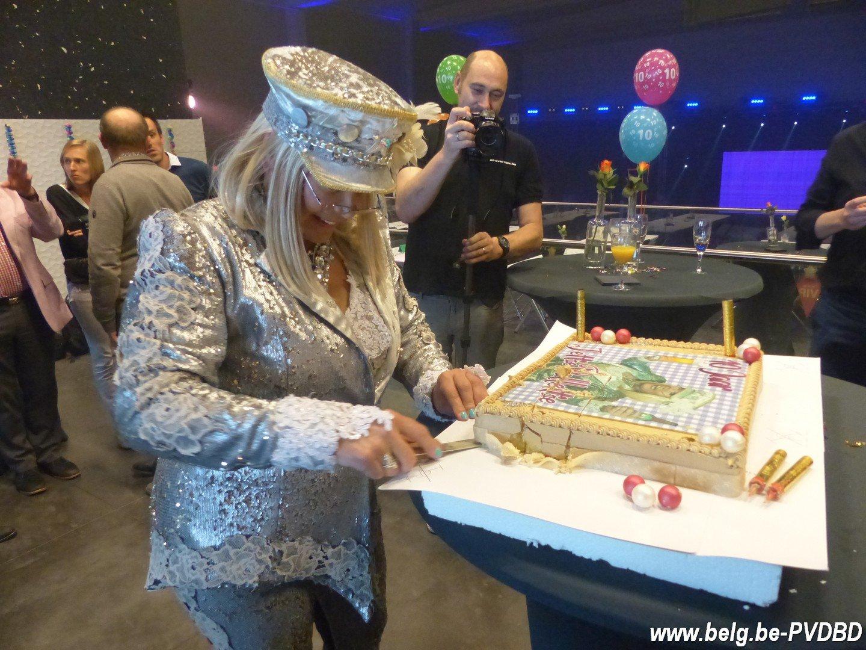 Jettie Pallettie viert 10 jarig jubileum in Ninove - P1120197