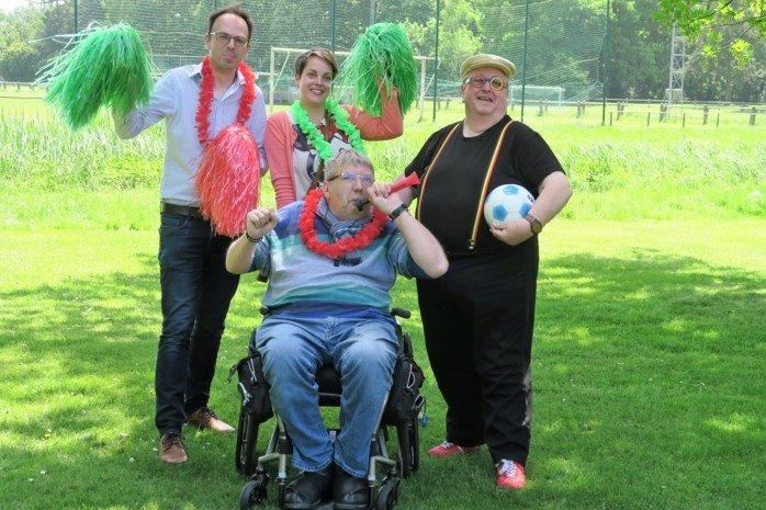 Luc Caals maakt WK lied voor het goede doel - WK lied Luc Caals
