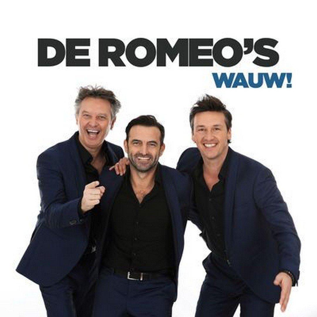 Romeo Chris Van Tongelen wordt 50, De Romeo's verrassen met nieuwe single Wauw - De Romeos Wauw preview