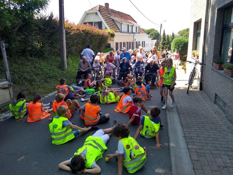 Slotwandeling juni wandelmaand WZC Quietas Dilbeek groot succes. - IMG 20180626 143144478 HDR