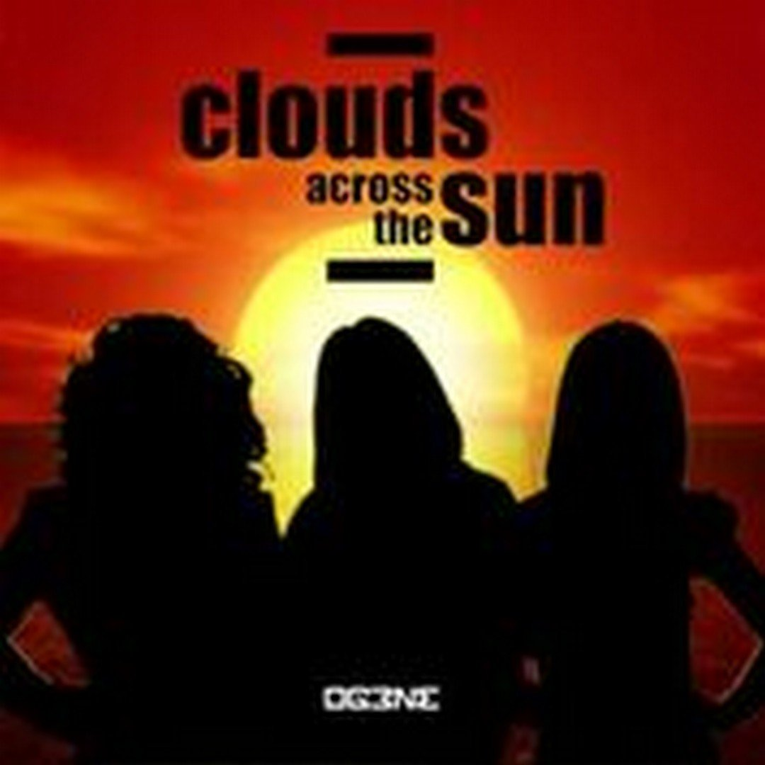 O'G3NE-zussen zorgen met 'Clouds Across The Sun' voor een hete zomer - O'G3NE hoesje
