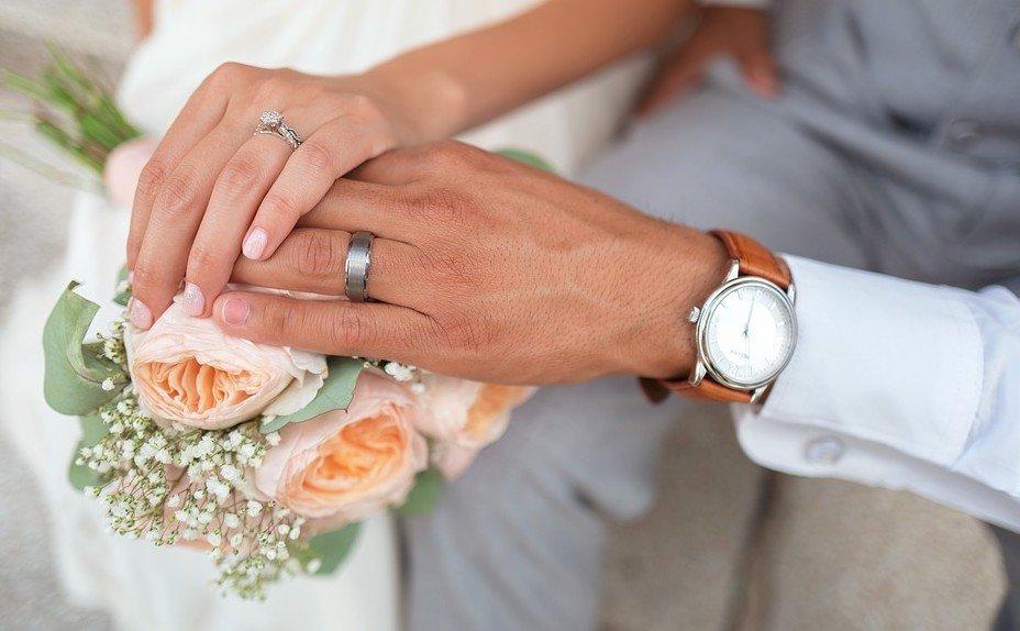 huwelijk foto pixabay