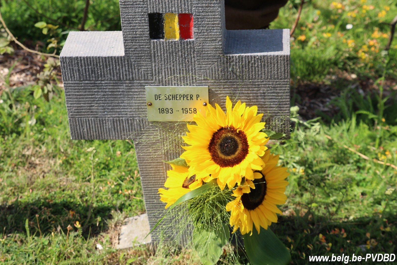Intieme herdenking Alfons De Schepper - IMG 0186