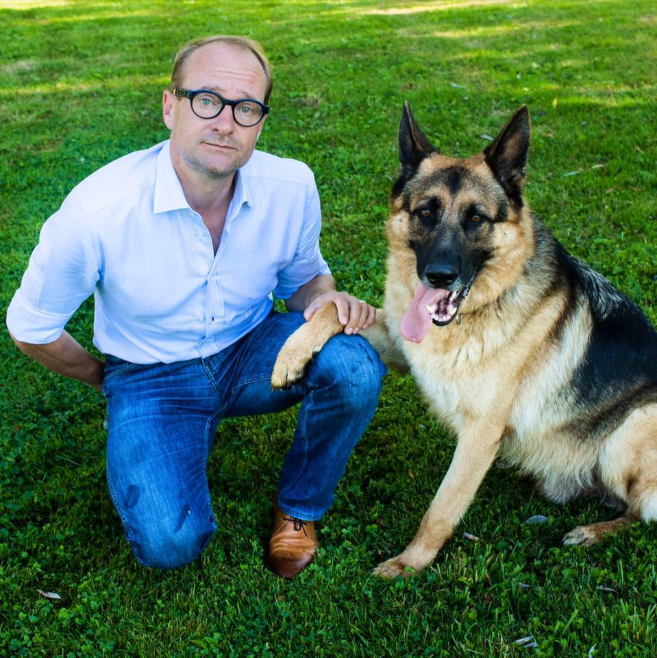 Minister-Ben-Weyts-en-hond-Jerry