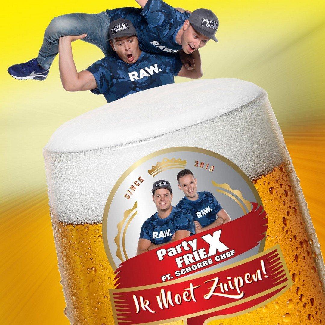 PartyfrieX scoren dé zomer-voetbalhit! - Party X 1