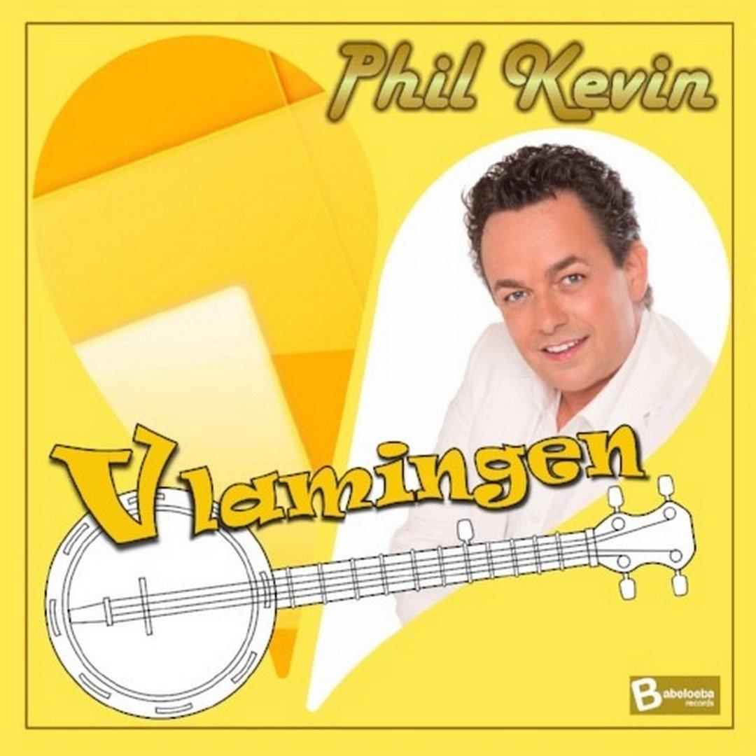 Phil Kevin brengt met nieuwe single 'Vlamingen' - Phil Kevin 1