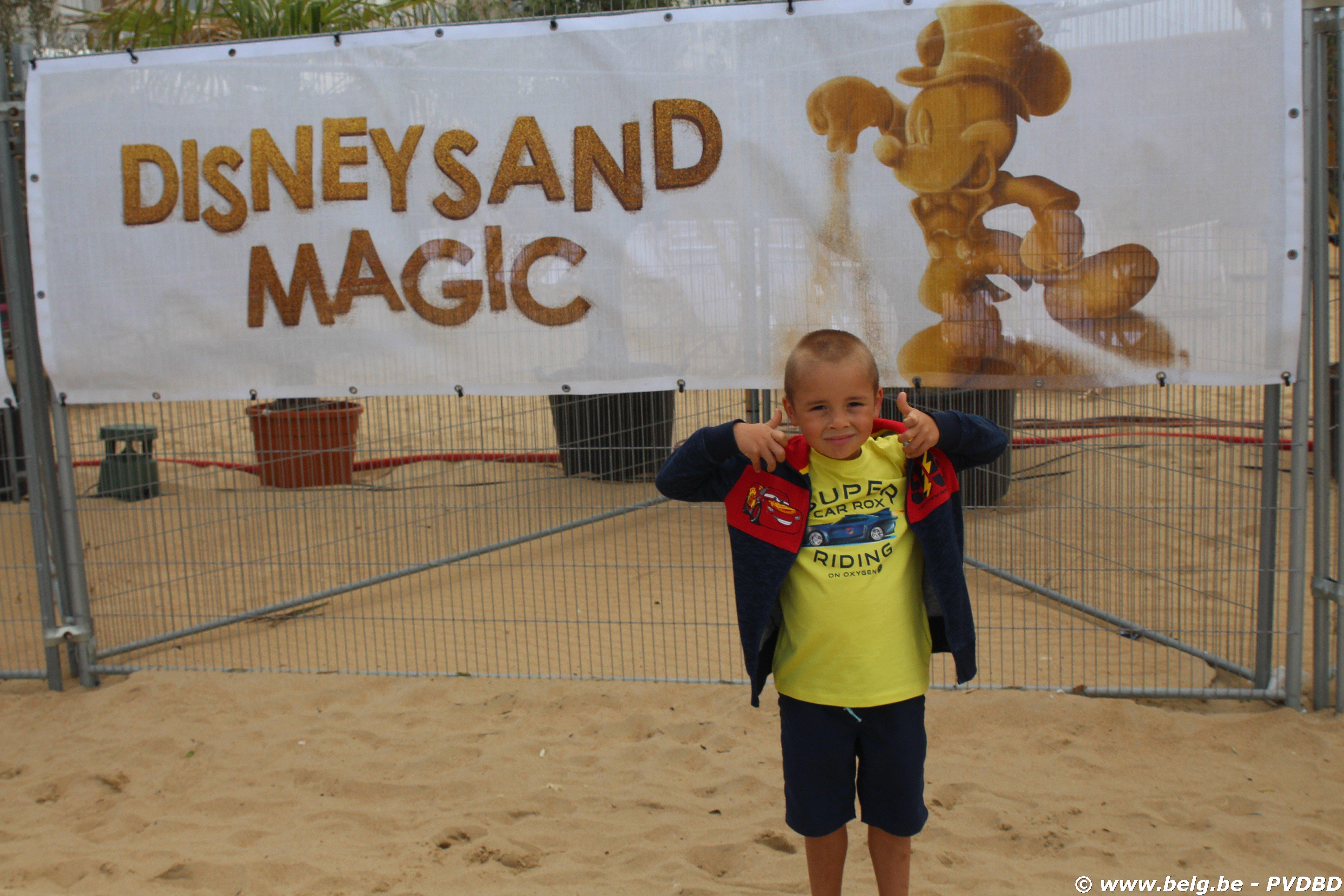 Disney viert 90 jaar in Oostende - IMG 0682