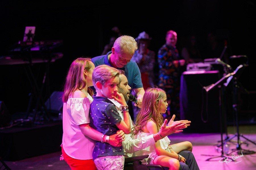 Leive Vloms bevestigt: 12.000 Passanten doneren voor strijd tegeb Multiple Sclerose - Leive Vloms 8 1