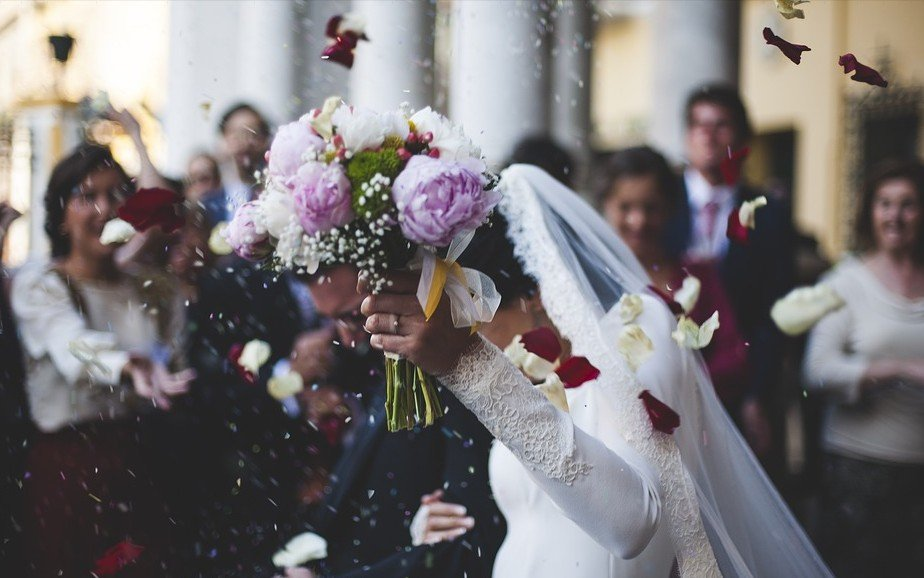 huwelijk blind getrouwd foto pixabay