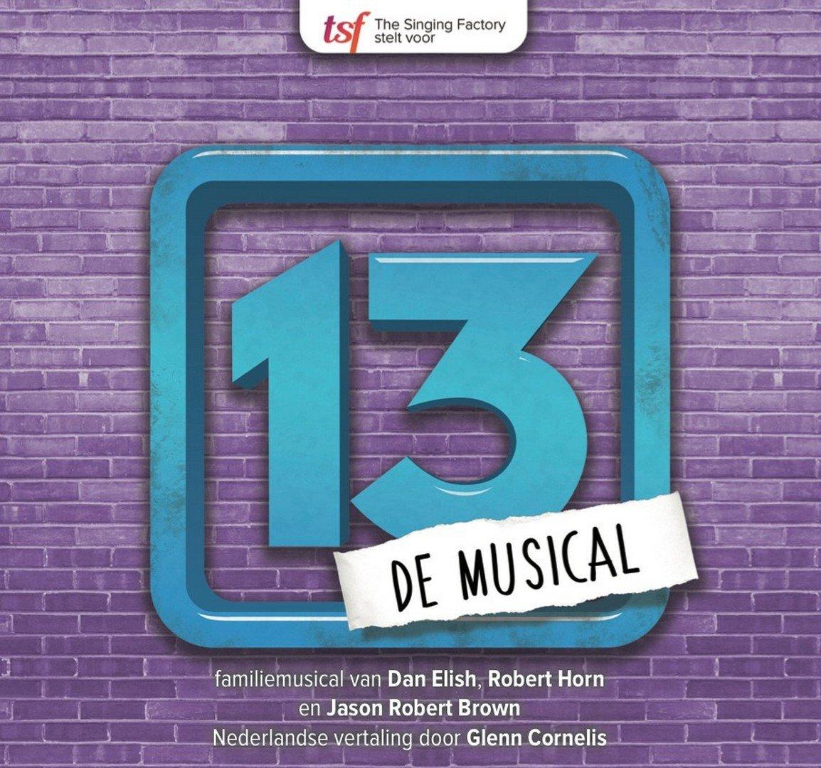 The Singing Factory (Berchem) presenteert jonge talenten van kidskoor - 13 De Musical 1