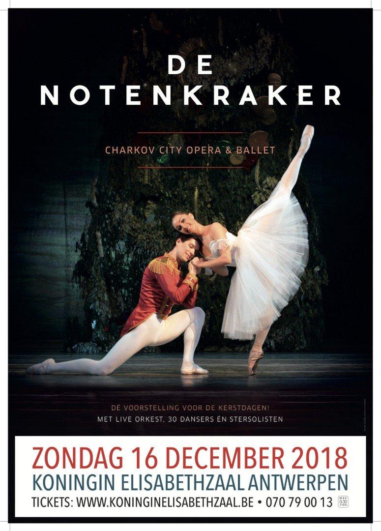 Charkov City Opera & Ballet komt terug naar Vlaanderen - De notenkraker 2