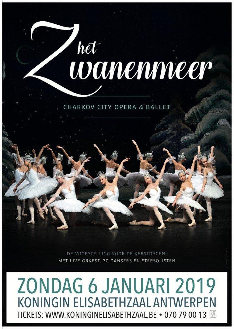Charkov City Opera & Ballet komt terug naar Vlaanderen - Het Zwanenmeer 2