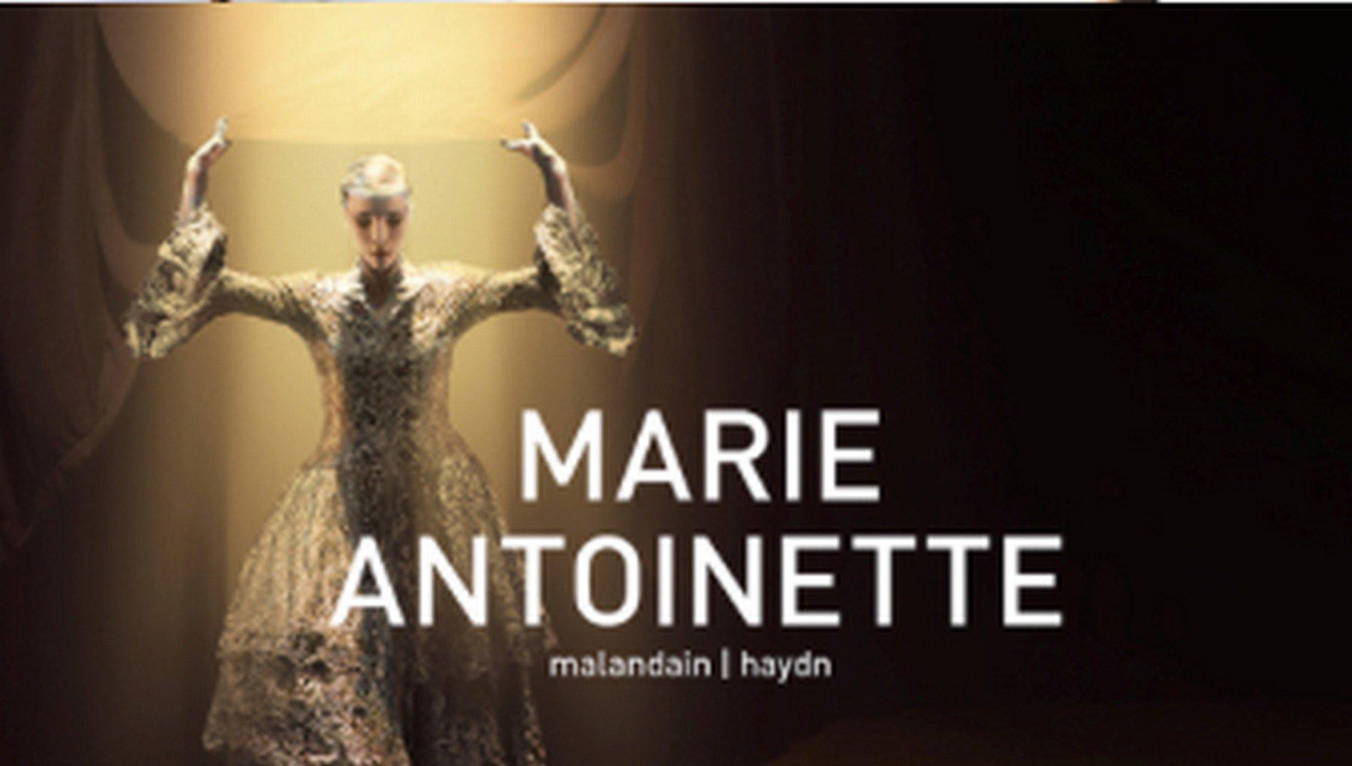 Music Hall Classics brengt prachtige balletten in seizoen 2018 - 2019 - Marie Antoinette 1