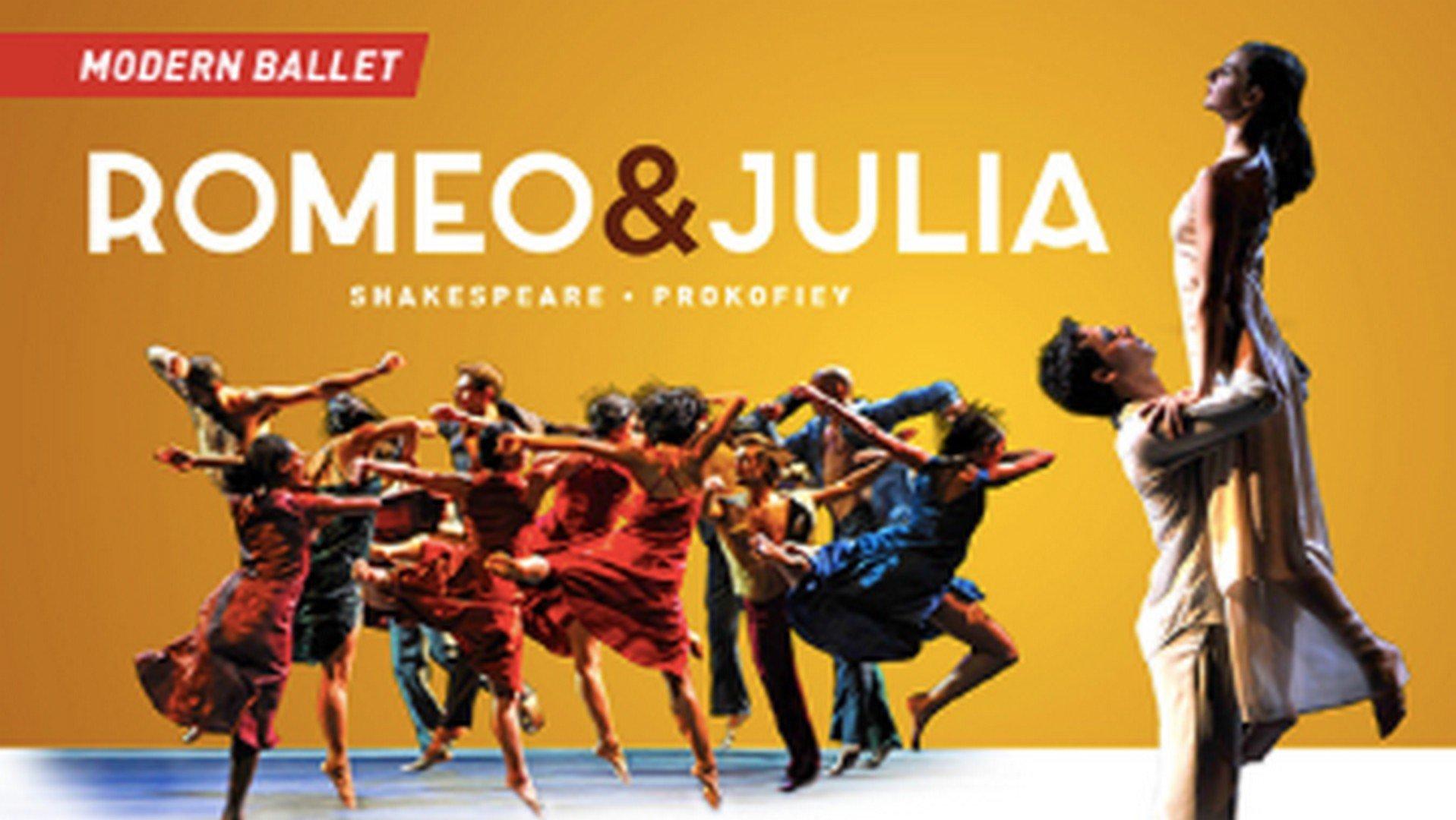 Music Hall Classics brengt prachtige balletten in seizoen 2018 - 2019 - Romeo en Julia 1