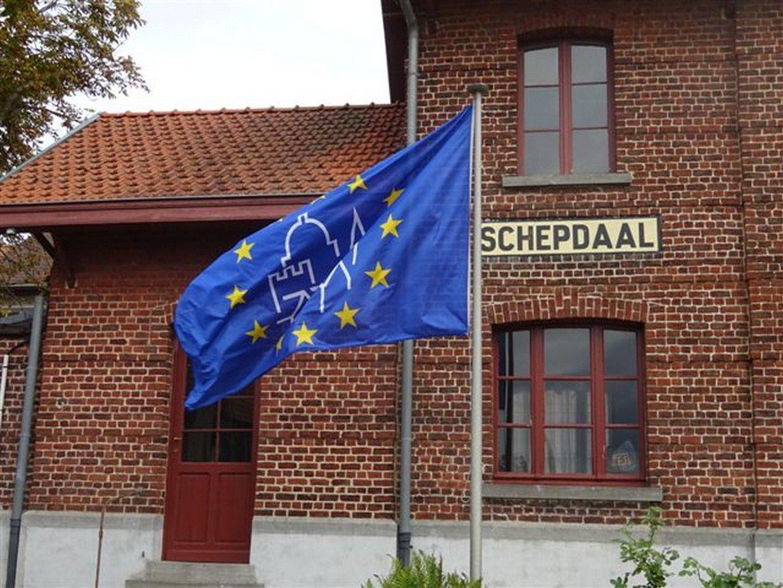 Openstelling Tramsite Schepdaal vanaf 9 Sep 2018 - tramsite Schepdaal 1