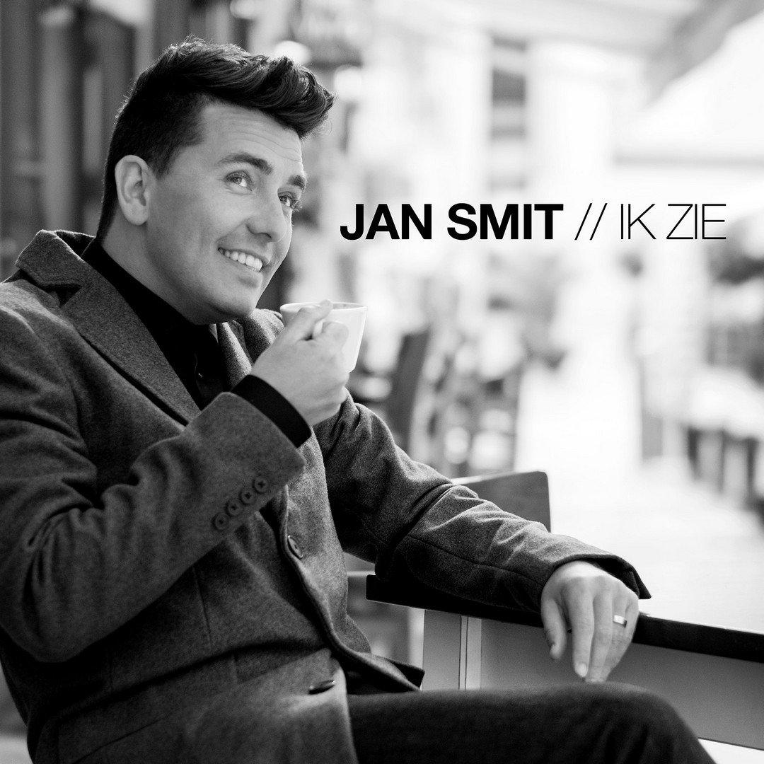 Nederlandse radio-dj schrijft nieuwe Jan Smit - Jan Mit 1
