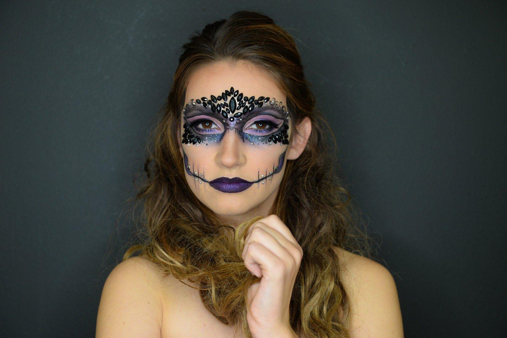Familie'-actrice en RTV-gezicht Jasmijn Van Hoof houdt van Halloween - Jasmijn Van Hoof 1