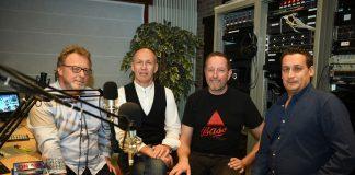 BQB-Radio3 Geert Callens-Rik Michels-Lieven Vandenbroucke-Wesley Jaques