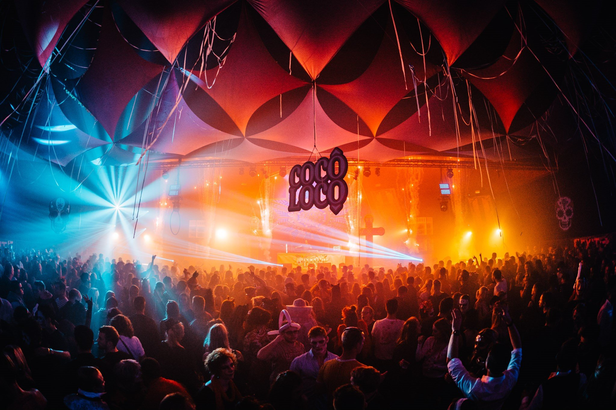 Succesvol Cocô Locô Halloween Festival krijgt volgend jaar een 2de editie - Coco Loco 3