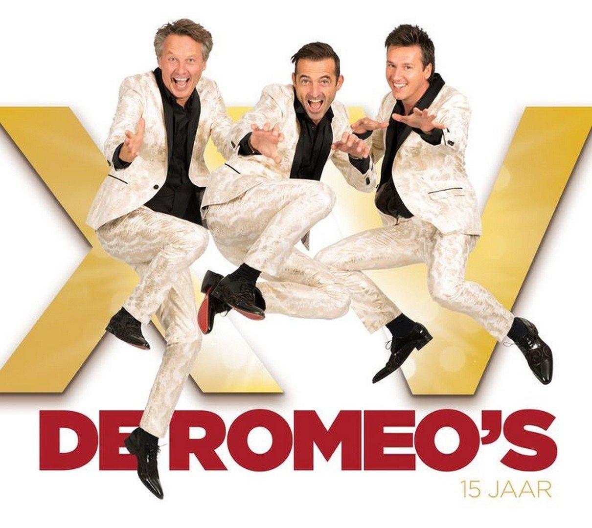 Ook De Romeo's bezwijken aan de kerstgekte - De Romeos 3